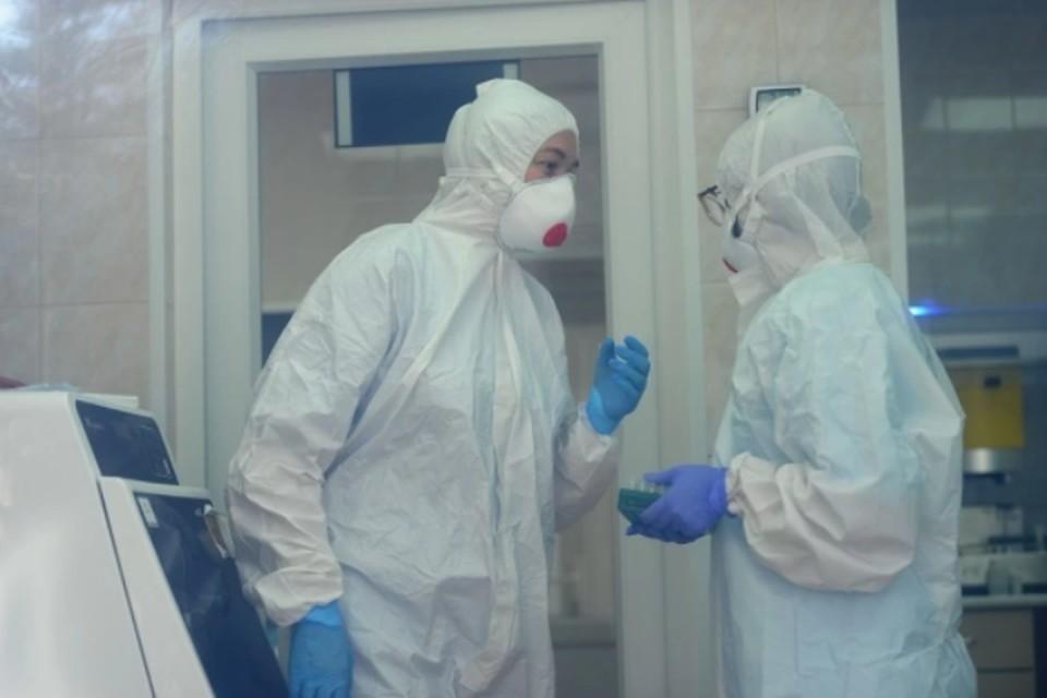 В Югре зафиксировано семь смертей от коронавируса.