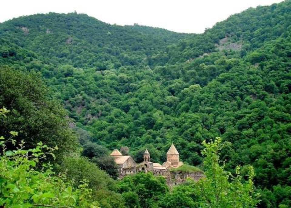 Армянская церковь сообщила о ситуации в храме Дадиванк в Нагорном Карабахе
