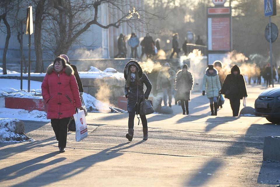 Россиян предупредили о погодных аномалиях накануне зимы