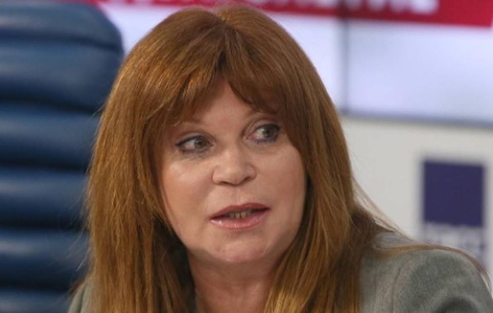 Наталья Бестемьянова. Фото: Владимир Гердо/ТАСС