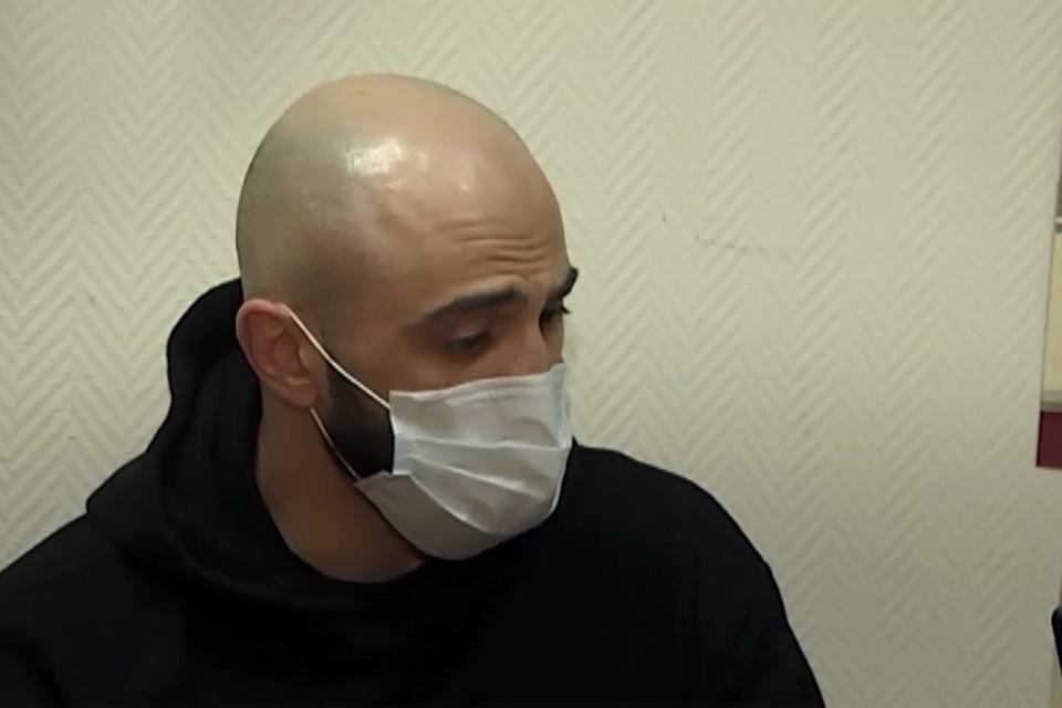 Адам Яндиев задержан. Если ему предъявят обвинение по статье «умышленное причинение легкого вреда здоровью», то нападавшему будет грозить до двух лет колонии