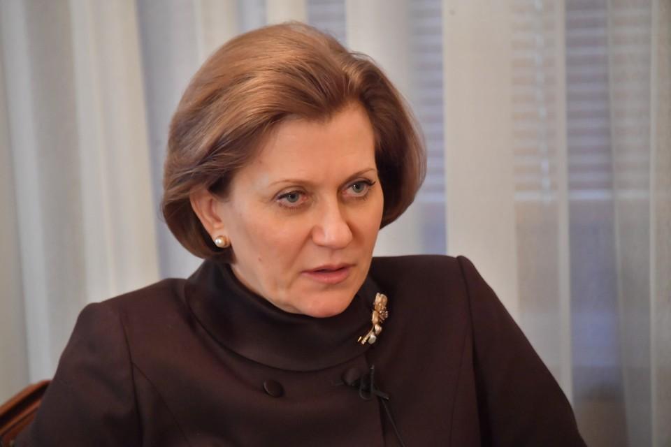 Попова рассказала, как избежать введения более жестких мер из-за коронавируса.