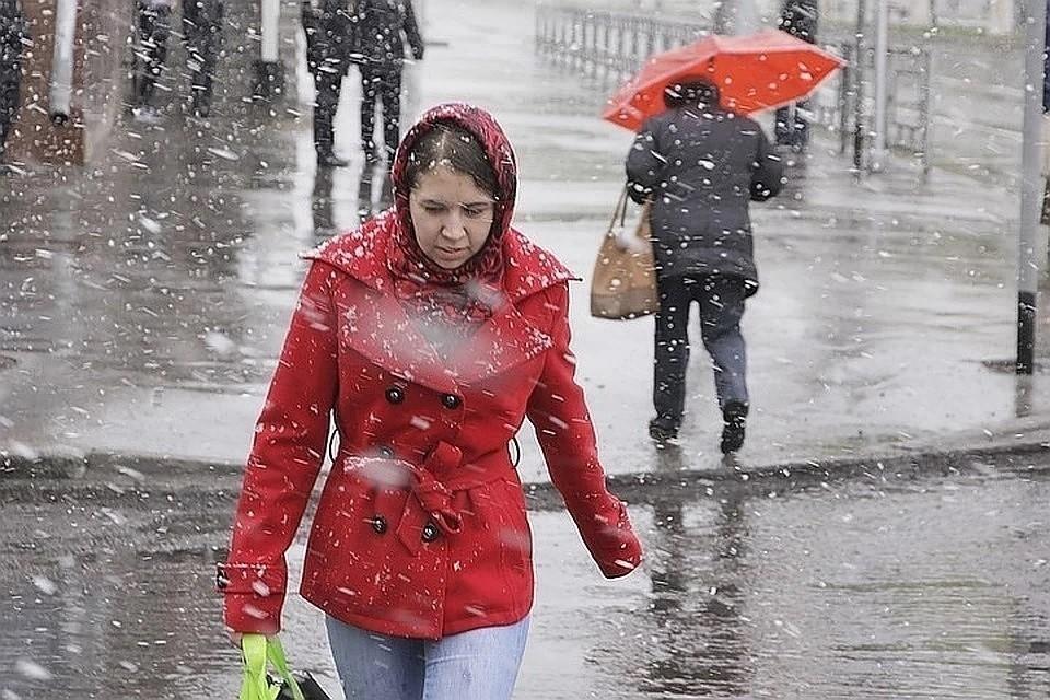 Гидрометцентр предупредил о метелях, снегопаде и гололеде