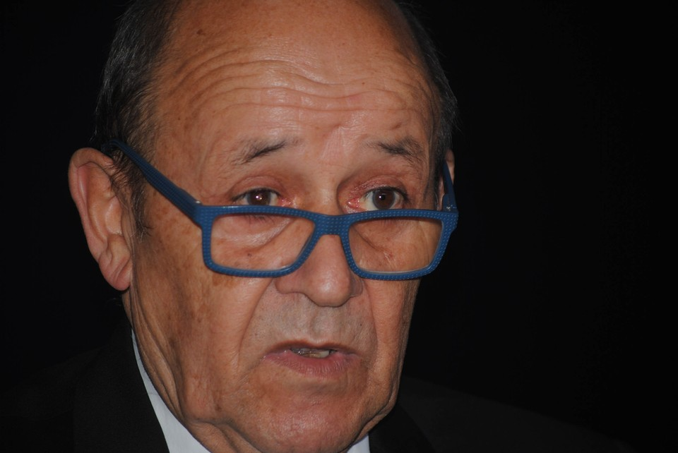 Глава МИД Франции заявил, что 18 ноября в Москве состоится обсуждение ситуации в Карабахе.