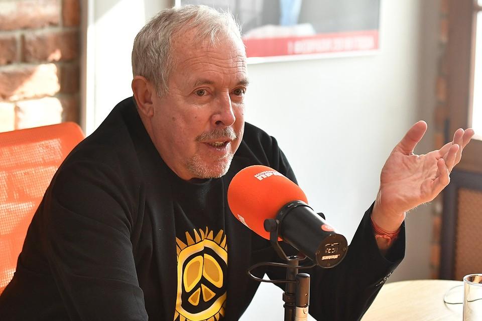 Андрей Макаревич.
