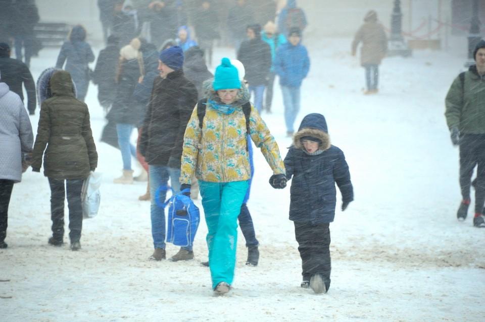 Губернатор Приморья посоветовал родителям не отправлять детей в детсады и школы, если погода ухудшится