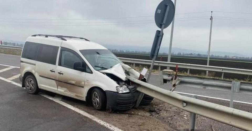 Водителю повезло - он не пострадал (Фото: zugo.md).