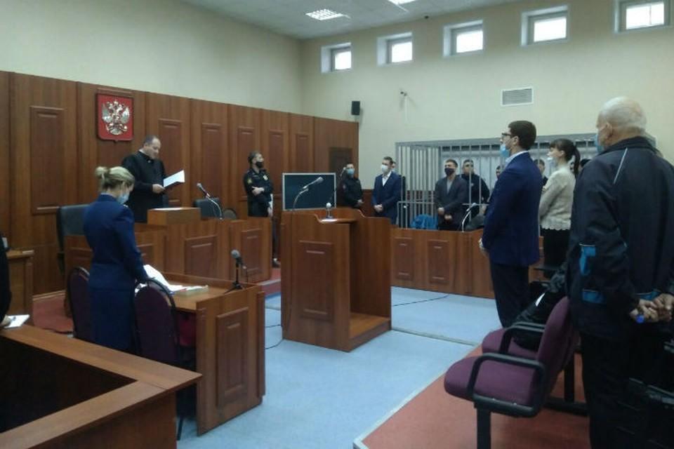 Вынесены приговоры по делу о пытках в ярославской колонии. ФОТО: Ярославский областной суд