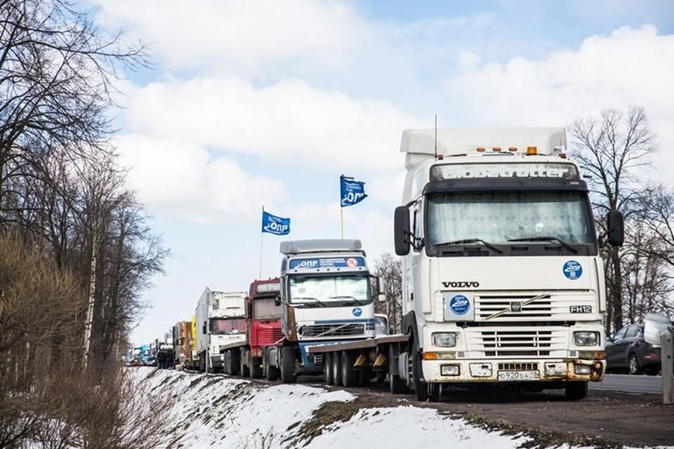 Владельцы фур ждут реакции на проблему от властей Краснодарского края