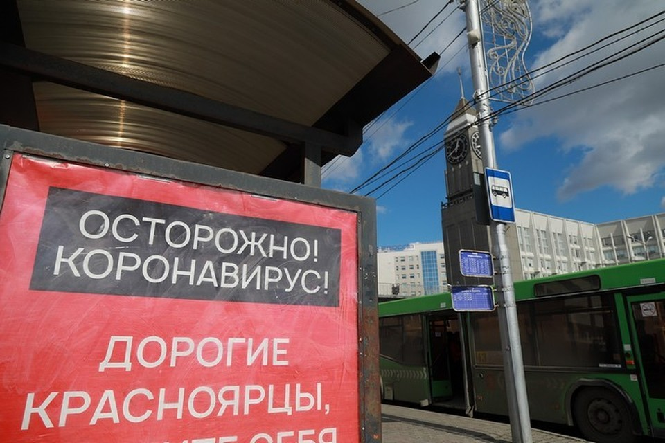 Коронавирус в Красноярске и крае, последние новости на 20 ноября 2020