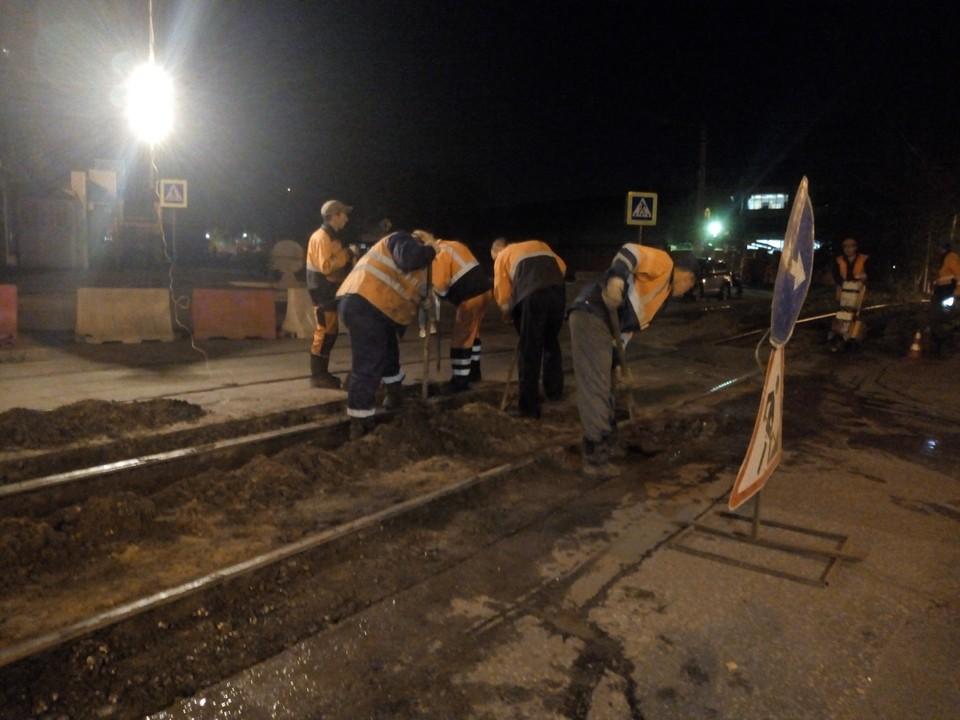 180 км трамвайных путей отремонтировали в Нижнем Новгороде за 2020 год