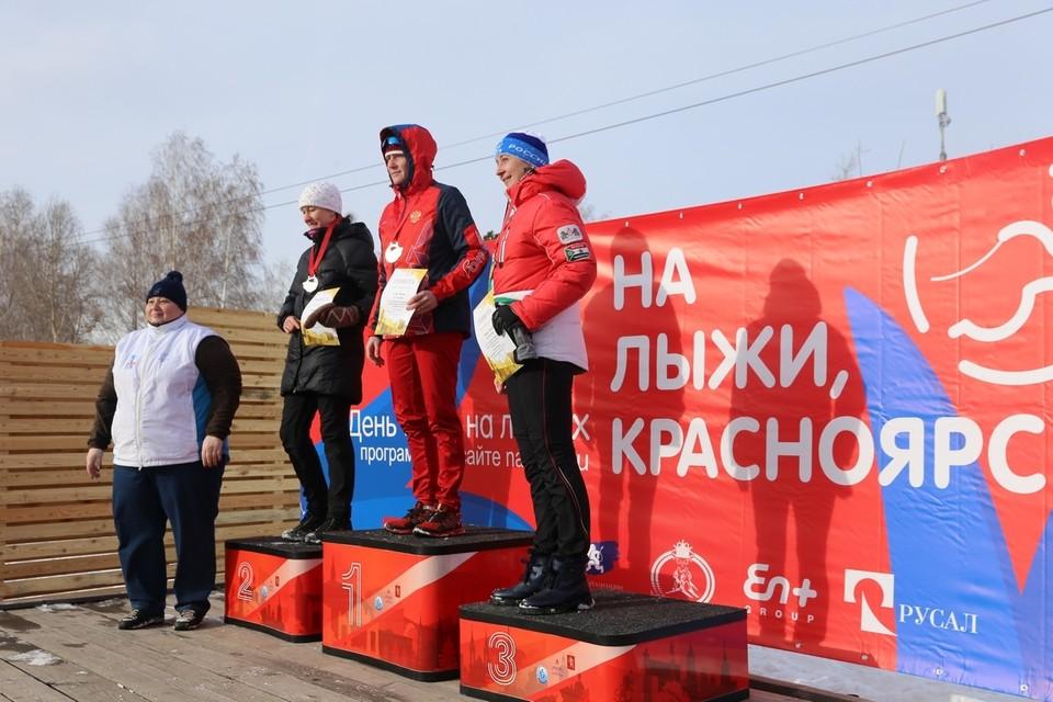 18 ноября в День снега стартовал в Красноярске. Фото предоставлено пресс-службой компании