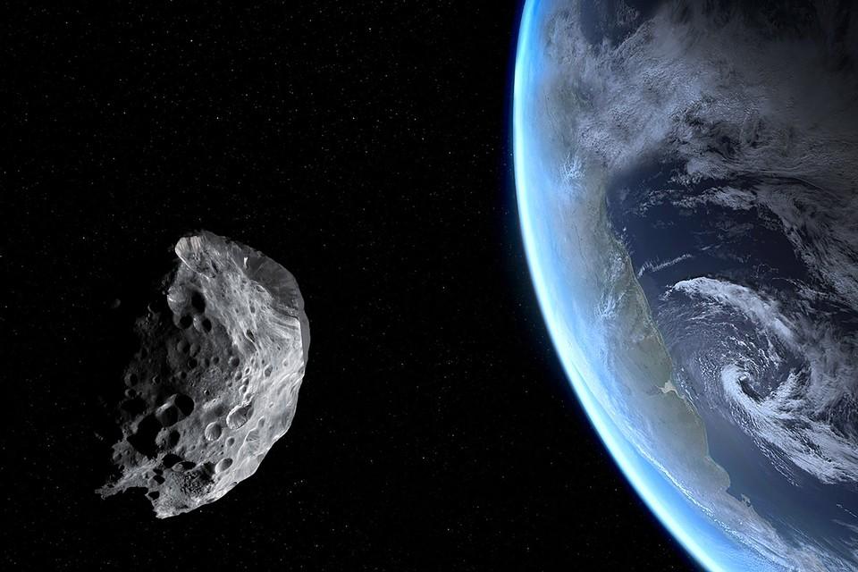 Проблема в том, что мы заметили этот камень, когда он уже удалялся от Земли