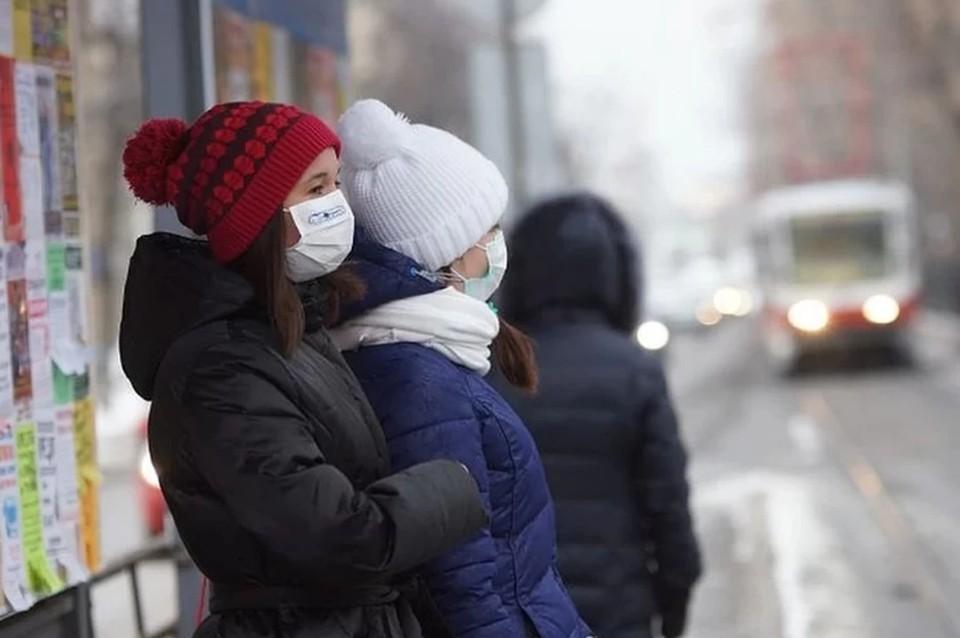 Города с самым высоким риском заражения коронавирусом в России назвал «Сбер»