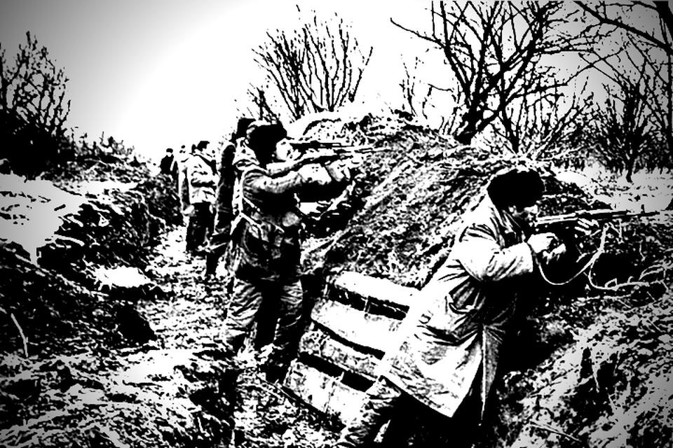 Приднестровский конфликт - незаживающая рана.