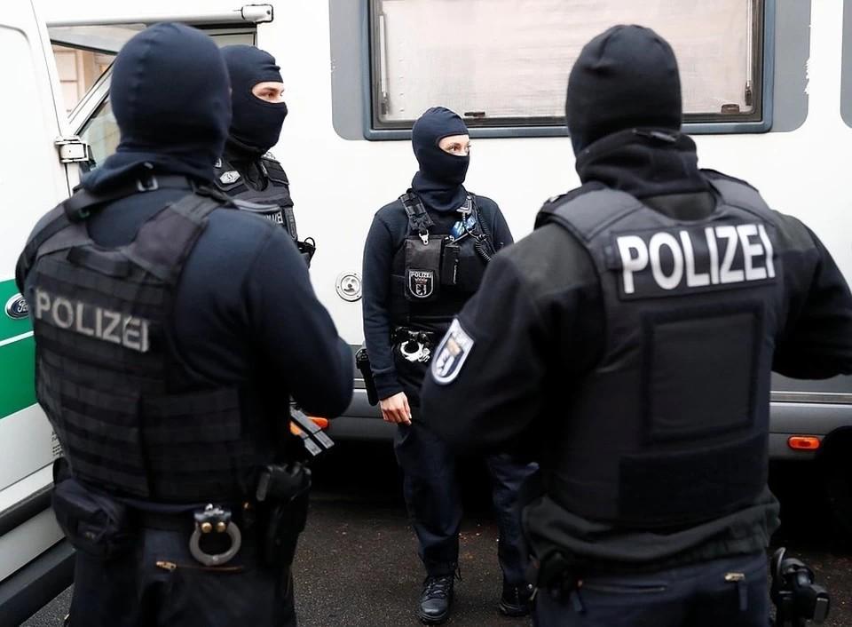 Учителя арестовали по подозрению в каннибализме в Германии