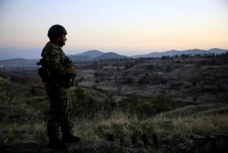 Россия развернёт дополнительный резерв пограничников на границе Армении и Азербайджана
