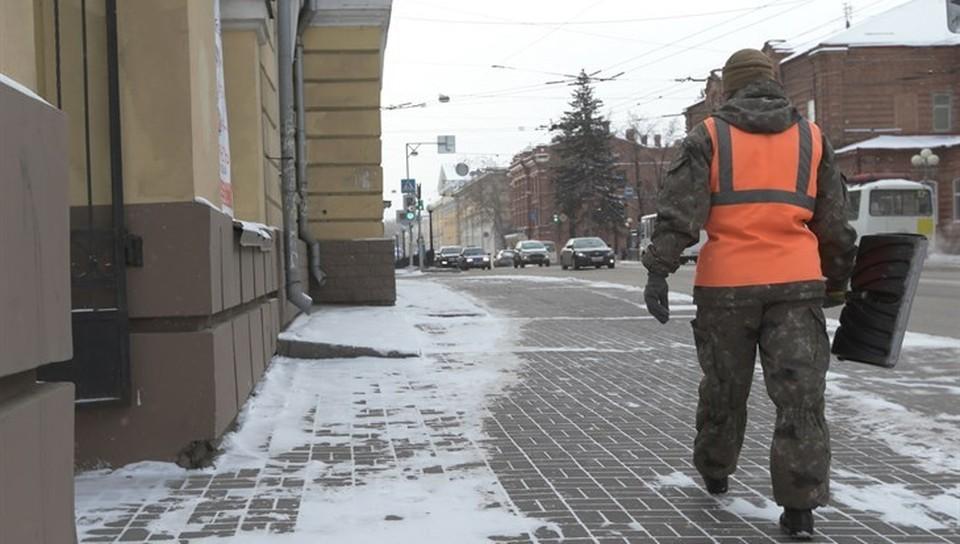 Небольшой снег ожидается в Томской области в субботу.