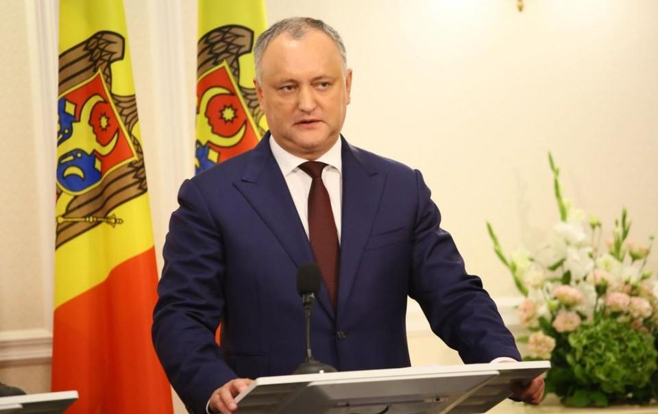 Президент Молдовы высказал мнение об этой ситуации. Фото: cenzura.md