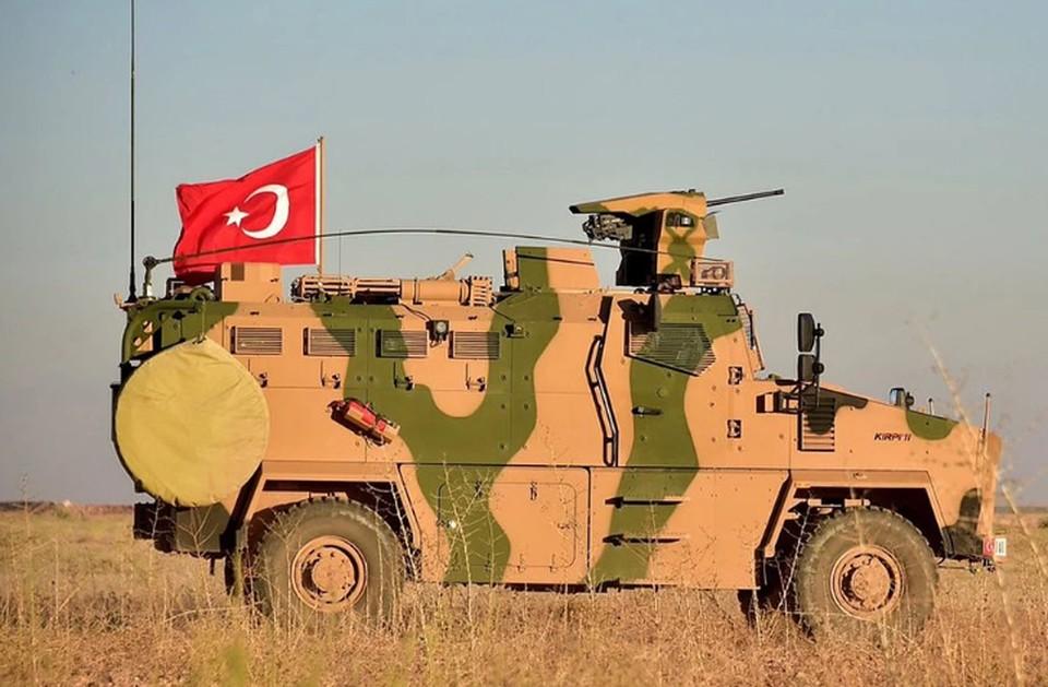 В Турции заявили об отправки своих военных в Азербайджан