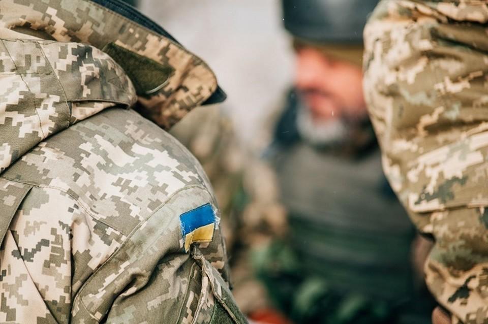 В ЛНР не исключают провокации со стороны ВСУ. Фото: штаб ООС