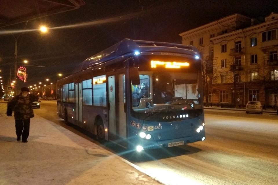 244 автобуса вышли на маршруты Новокузнецка в воскресенье