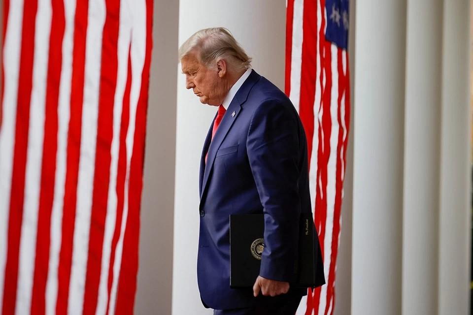 Трамп осудил СМИ за фейковую информацию о его участии в G20