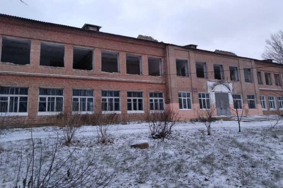 Старые здания школ готовят к сносу. ФОТО: администрация Рыбинска