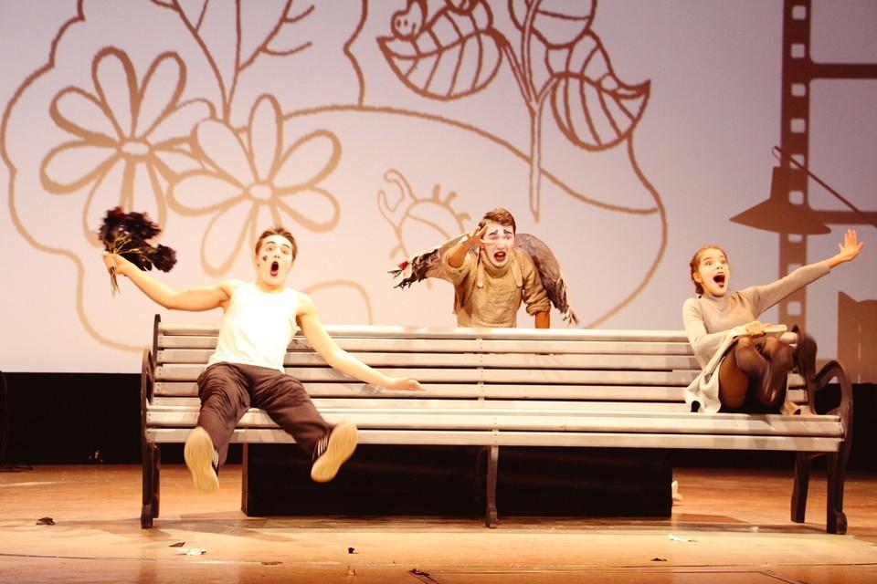 """На фестивале будет представлено 10 постановок. Фото: организаторы фестиваля """"Вешалка"""""""