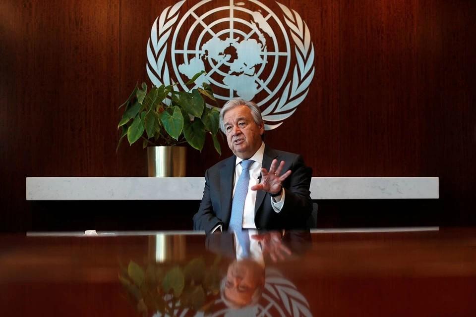ООН оценила выход США из Договора по открытому небу