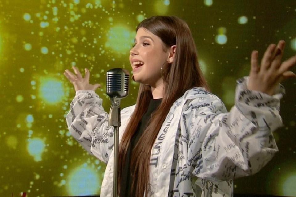 """Представительница Беларуси на """"Детском Евровидении"""" выступит под номером пять. Фото: скриншот с видео"""
