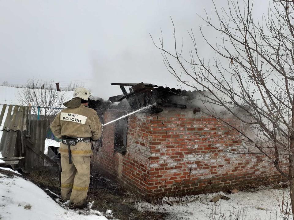 Фото пресс-службы ГУ МЧС России по Белгородской области.