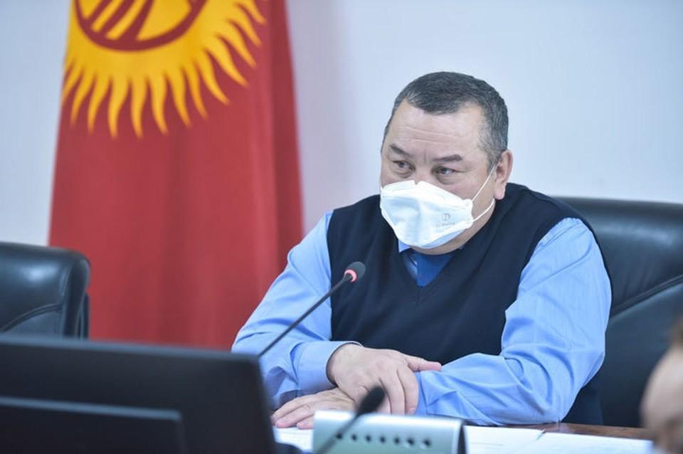 И.о. мэра Бишкека прокомментировал задержание акима Октябрьского района.