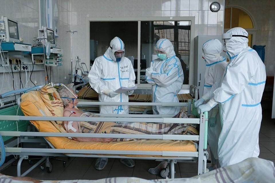 Главный врач больницы Каменска-Уральского, где 70% врачей заразились ковидом, уволился
