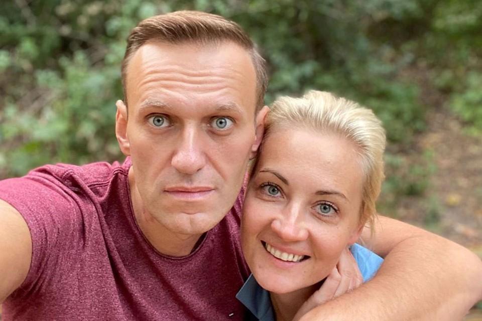 Запад решил заменить Алексея Навального его женой Юлией - так решили западные СМИ.
