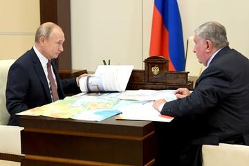 «Авианосцы можно строить»: Путин оценил два главных проекта страны