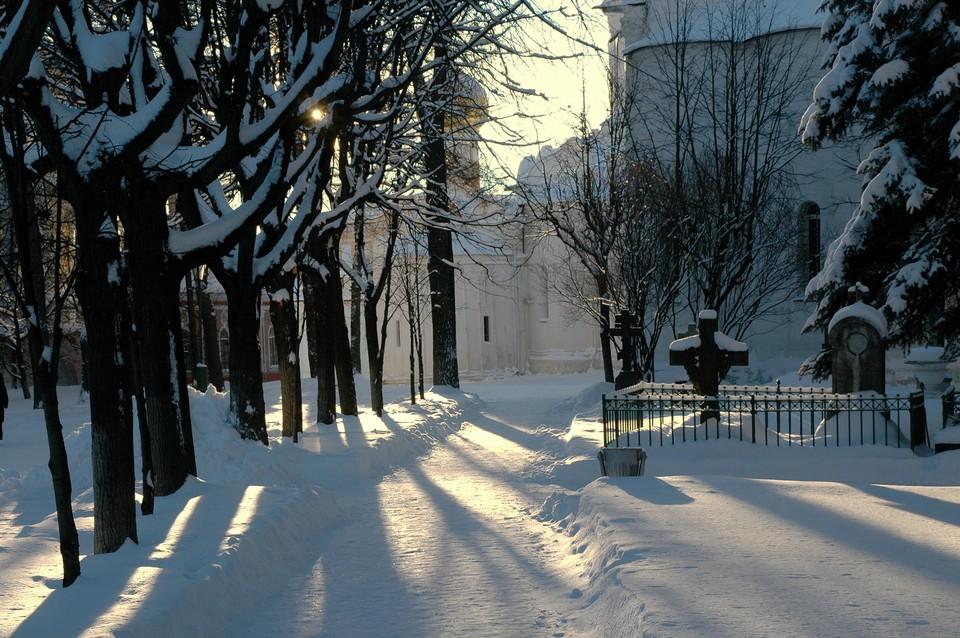 В ночь с четверга на пятницу в столице ожидается мороз