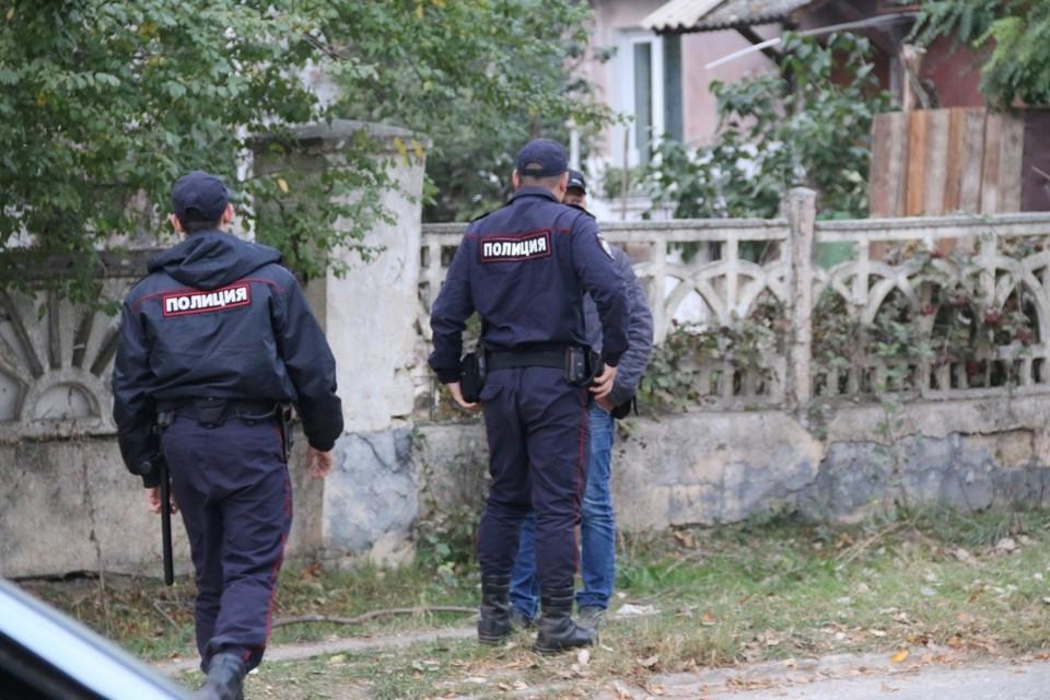 """Полиция ведет поиски преступника. Фото: Архив """"КП""""."""