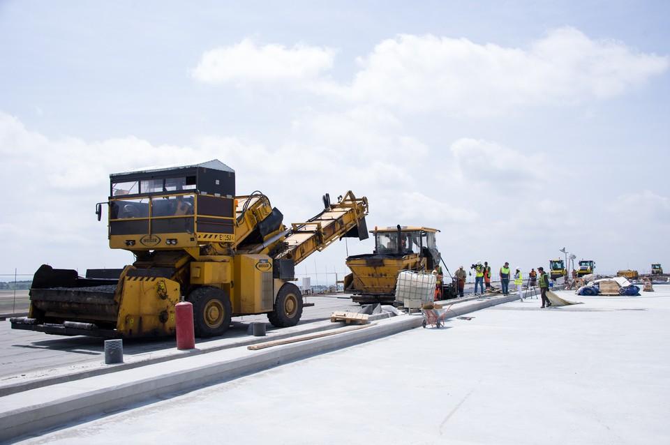 Готовы 90% запланированных к ремонту и строительству дорог