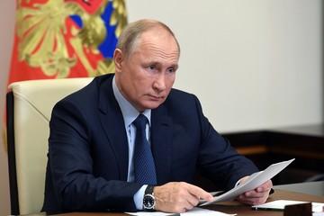 Путин открыл производство лекарств от коронавируса