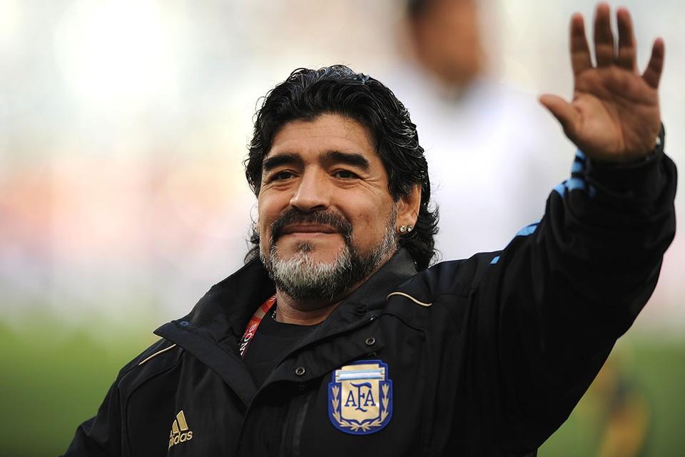 Вчера, 25 октября, от остановки сердца скончался легендарный футболист Диего Марадона.
