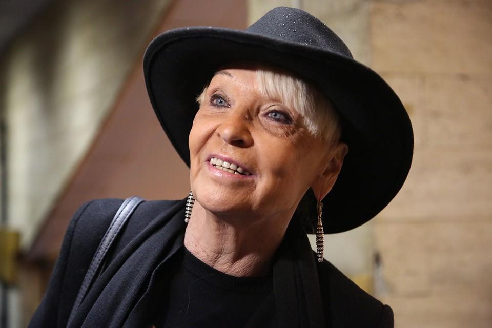 Появились подробности недуга 80-летней актрисы