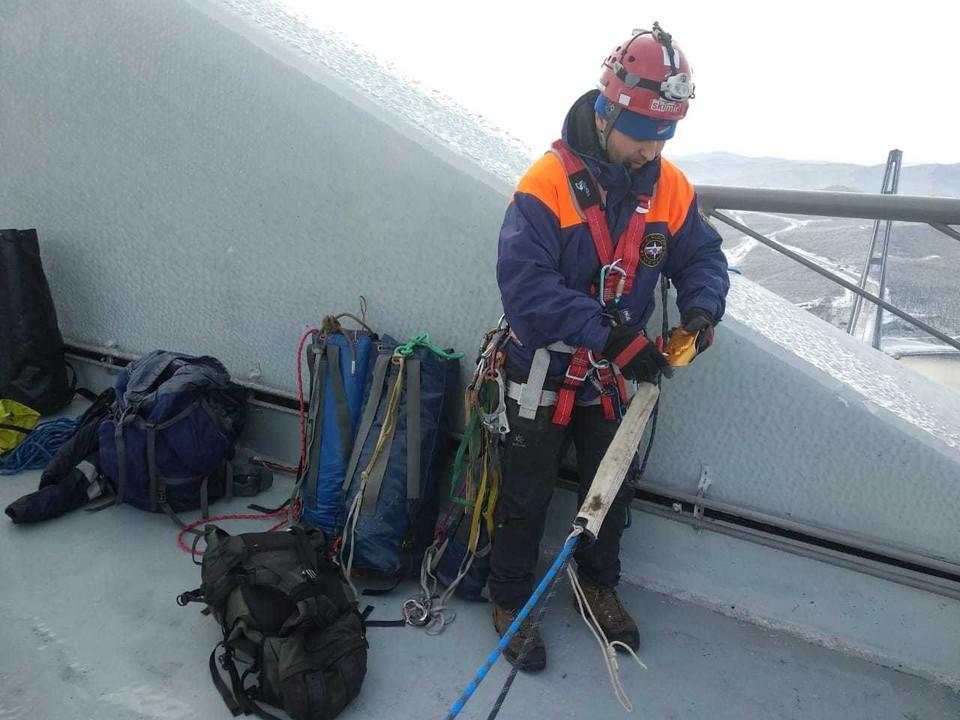 Теперь состав группировки спасателей-альпинистов ДВРПСО МЧС России и его Владивостокского филиала составляет 20 человек