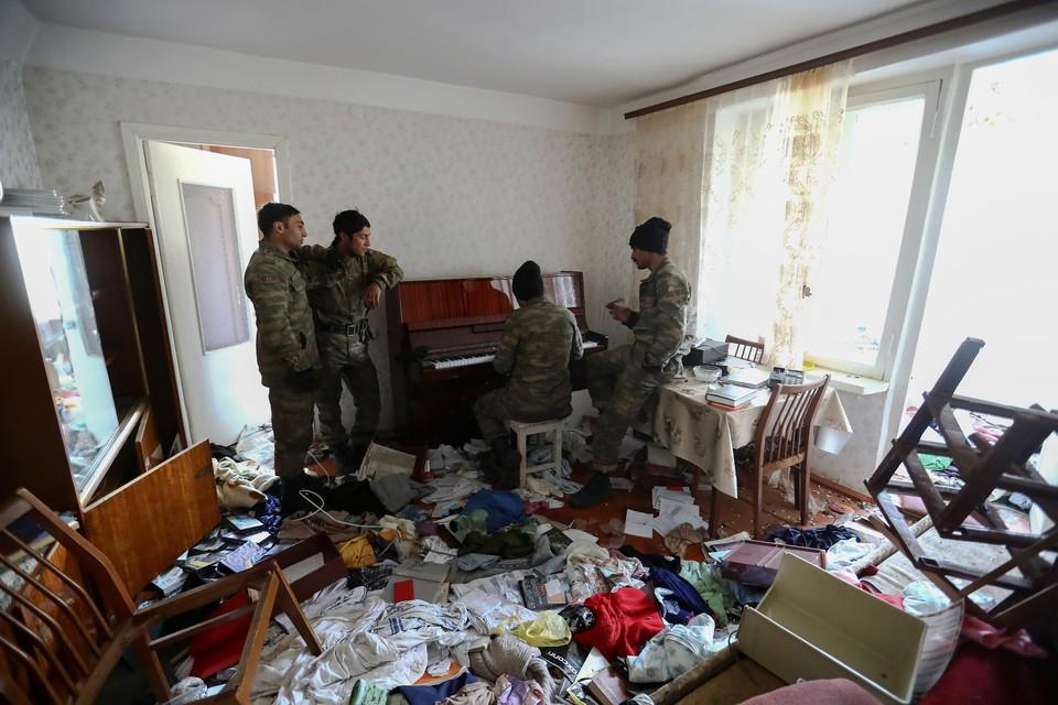 Последние новости о ситуации в Нагорном Карабахе на 28 ноября 2020