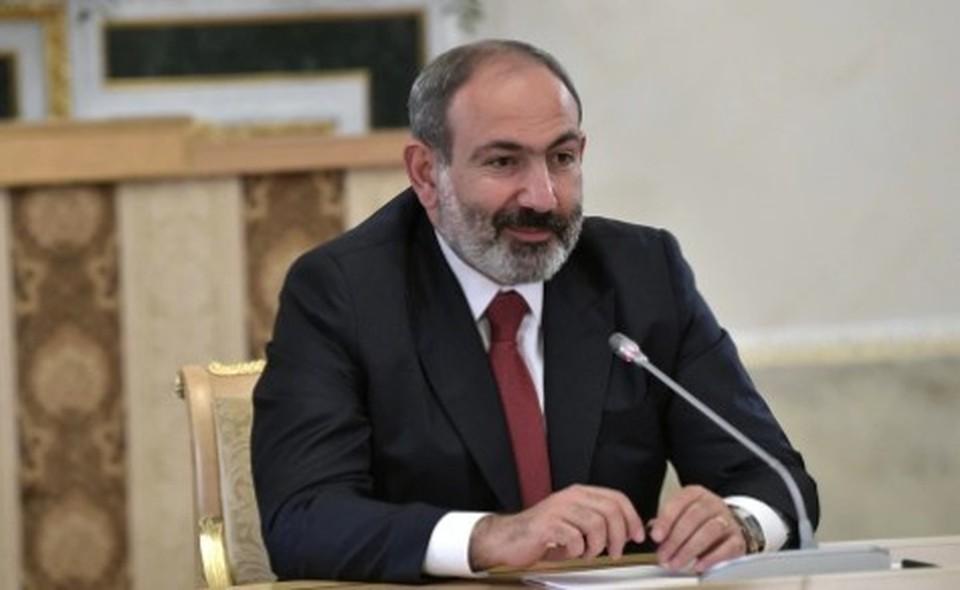 Пашинян рассказал о своей версии переговоров с Путиным по Нагорному Карабаху