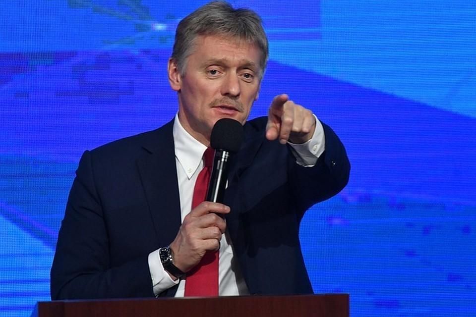 Песков прокомментировал получение Псаки поста пресс-секретаря в Белом доме