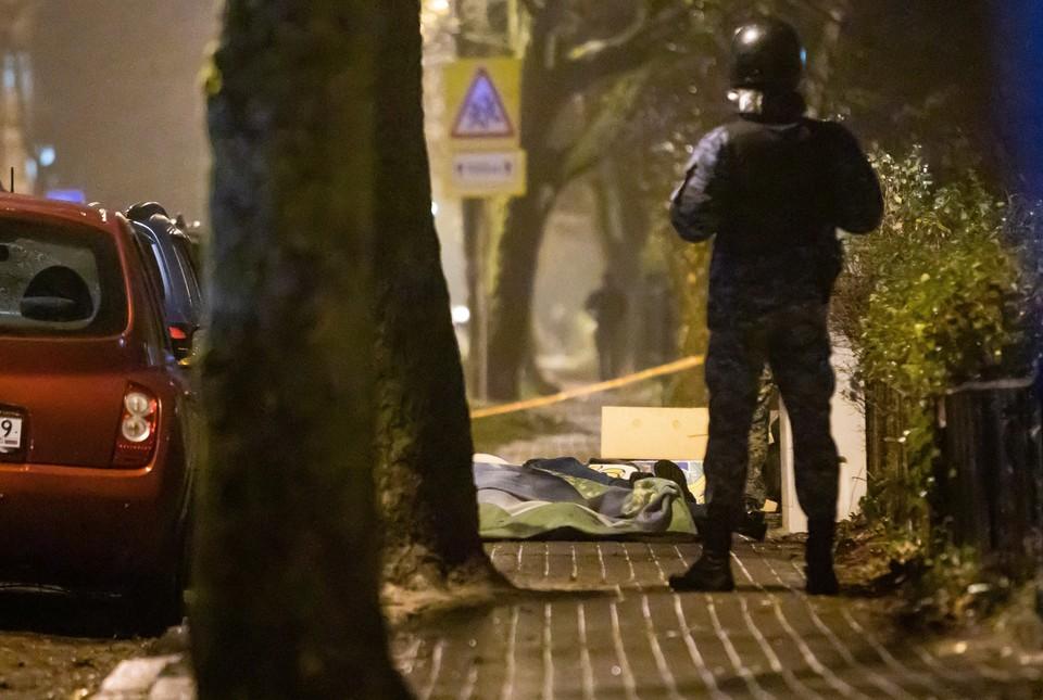 Трагедия случилась в минувший четверг, 26 ноября, на улице Чернышевского в Калининграде.