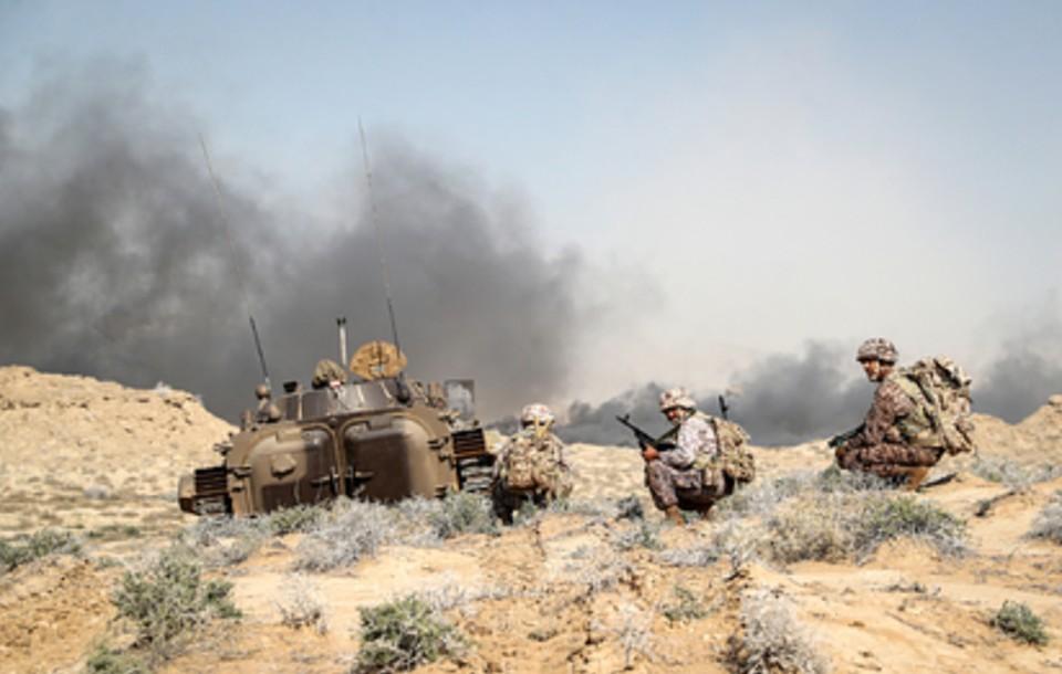 Появились сообщения об убийстве высокопоставленного офицера КСИР