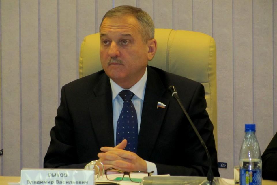 Владимир Быков руководил городом с 2007 по 2016 год. Фото: архив «КП-Киров»