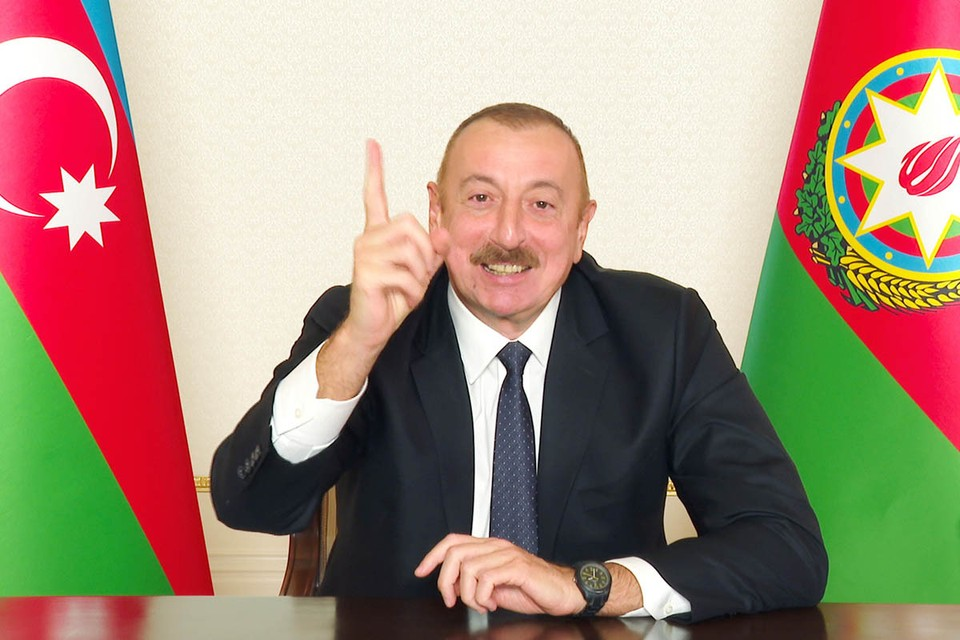 Президент Азербайджана ответил Франции, которая хочет признать независимость Карабаха: «Пусть отдадут им Марсель»